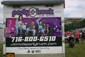 Video Gaming Truck